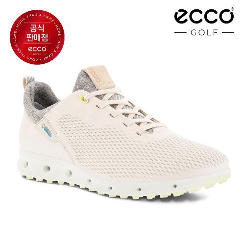 [에코코리아정품] 에코 21년형 쿨 프로 2.0 스파이크리스 여성 골프화 (125113-01378)