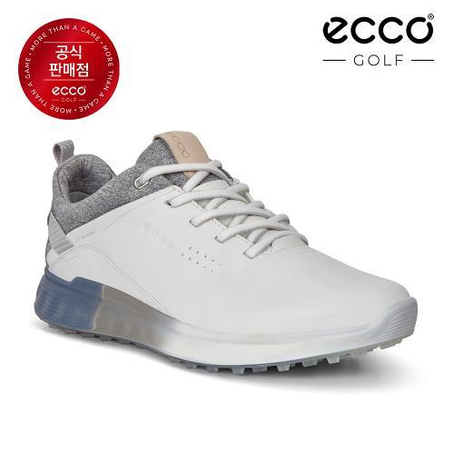 [에코코리아정품] 에코 21년형 S-쓰리 스파이크리스 여성 골프화 (102903-52439)
