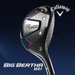(캘러웨이) 2021년 빅버사(Big Bertha) B21 유틸리티우드(남성)