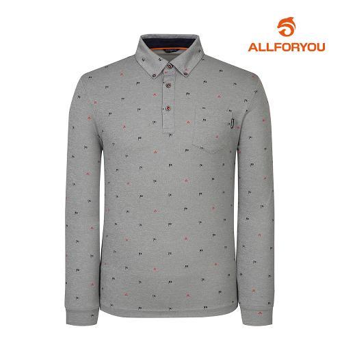 [올포유]남성 스포츠 카라 티셔츠 AMTYJ1105-193_G