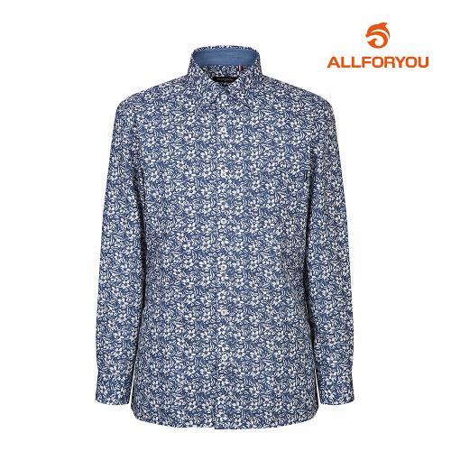 [올포유]남성 플라워 프린트 셔츠 AMBSJ1657-930_G