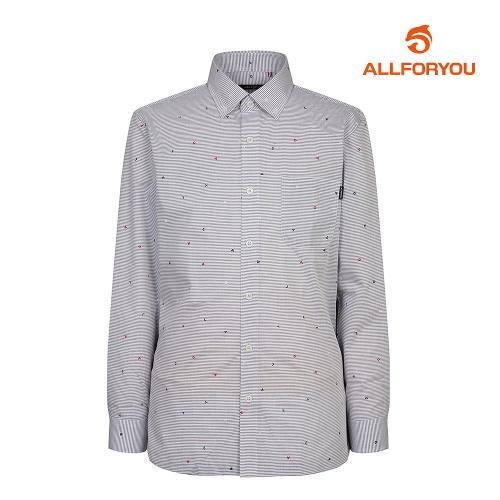 [올포유]남성 스트라이프 셔츠 AMBSJ1653-915_G