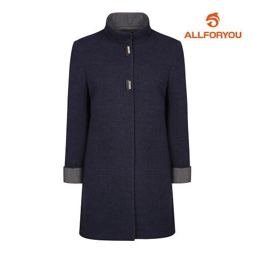 [올포유]여성 심플 하이넥 코트 AWCTI5451-915_G