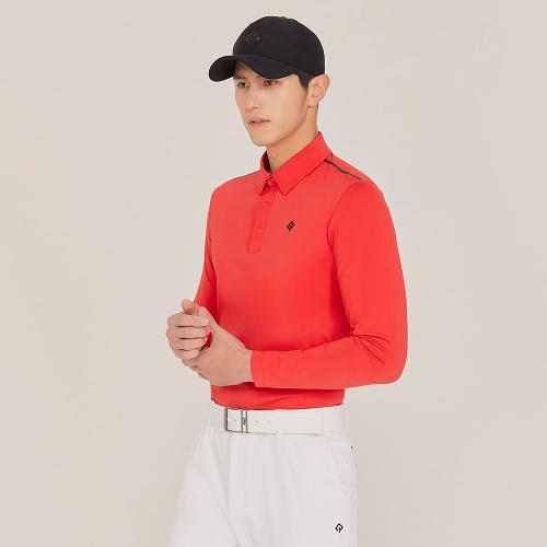 [레노마골프]21SS 남성 어깨 포인트 카라 티셔츠 RMTYK1151-500_G
