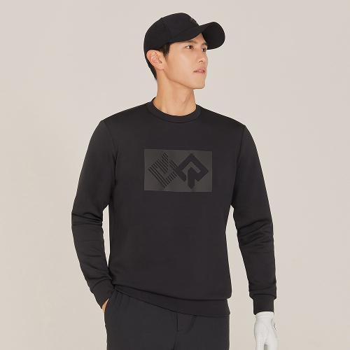 [레노마골프]21SS 남성 가슴 프린트 포인트 라운드넥 티셔츠 RMTRK1152-199_G