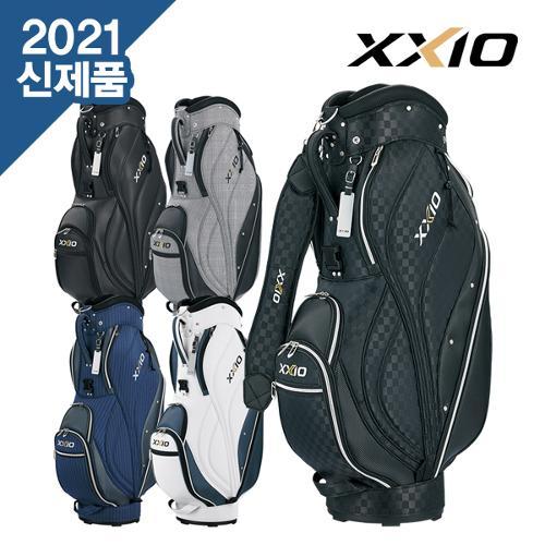[2021년신제품]던롭 젝시오 GGC-X111 어쎈틱 2.9kg초경량 9.5인치 캐디백-5종칼라