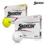 스릭슨 제트스타7 XV 골프공 4피스 12알 필드용품