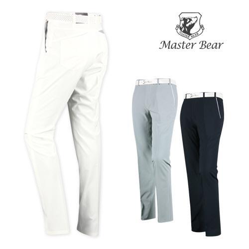 마스터베어 히든밴드 투어핏 스윙 골프바지 MS1MV081