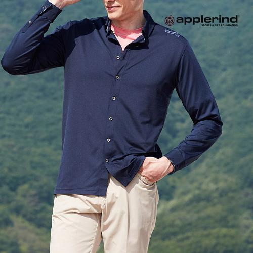 애플라인드 남성 블랙 라벨 드레스 셔츠 (HFR-MTS03)