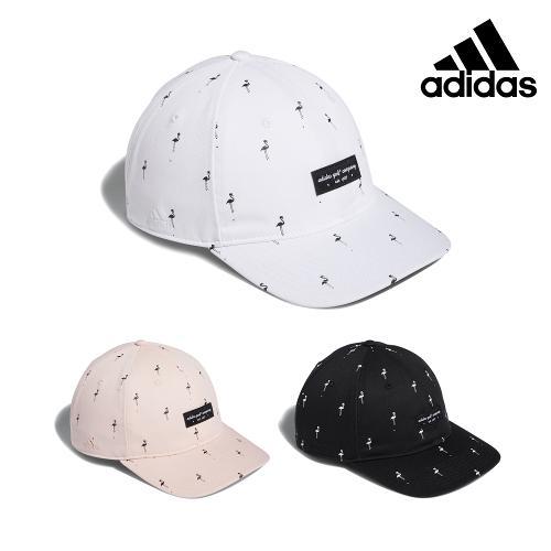 [아디다스골프] 플라밍고 프린트 모자 3컬러