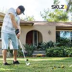 스킬즈 실내 퍼팅 안전 연습 골프공 임팩트 골프 볼(12개입)