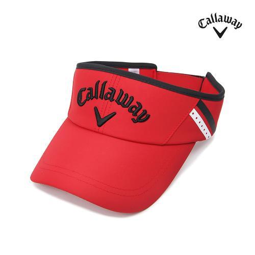 [캘러웨이]기획 남성 배색 포인트 썬바이저 모자 CMACJ1504-500