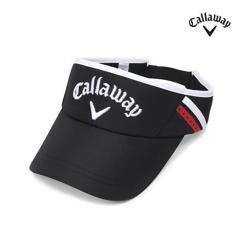 [캘러웨이]기획 남성 배색 포인트 썬바이저 모자 CMACJ1504-199