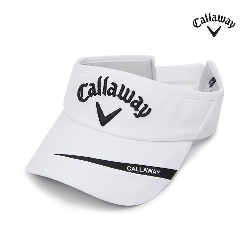 [캘러웨이]기획 남성 배색 포인트 썬바이저 모자 CMACJ1505-100_G
