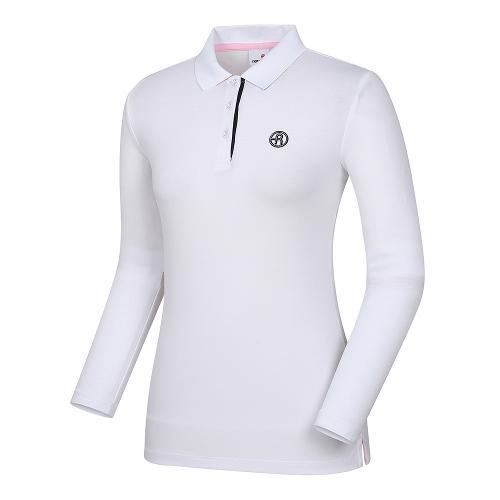 [레노마골프]여성 베이직 카라 티셔츠 RWTPI5101-100_G