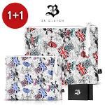 (1+1)2B 투비 정품 패션 클러치/파우치/가방(유사품주의)