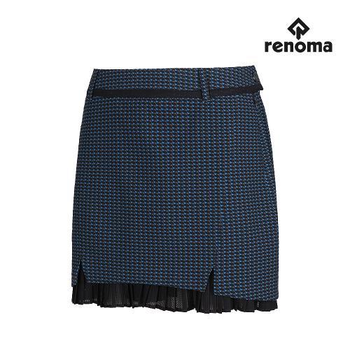 [레노마골프]여성 절개 트임 주름 큐롯팬츠 RWPCJ6516-925_G