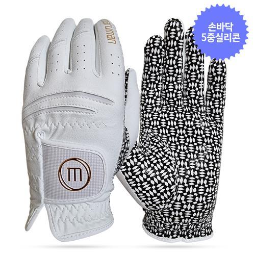 마루망 정품 GSB 실리콘 남성용 골프장갑-골드라벨