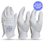 3장세트/마루망 GSB 실리콘 남성용 골프장갑-실버라벨