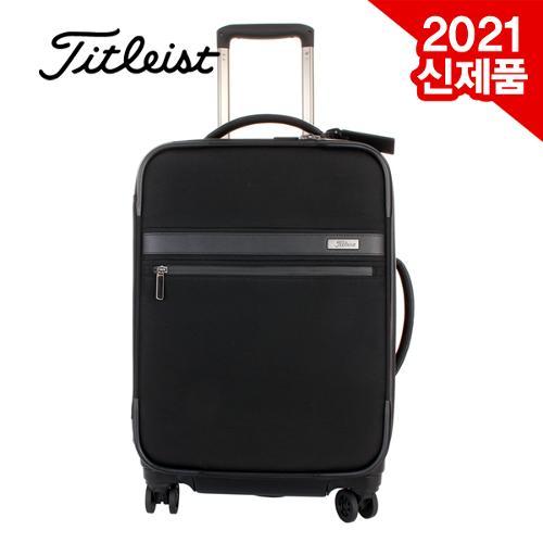 [2021년신제품]타이틀리스트 20인치 SPINNER 트레블기어 천연가죽 여행용 캐리어(TA21PSPK-0)
