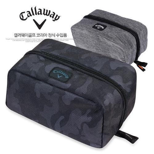 캘러웨이 정품 클럽하우스 드롭 킷 골프 파우치