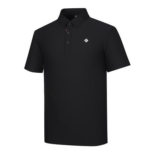 [레노마골프]21SS 남성 자가드 카라 반팔 티셔츠 RMTYK2154-199_G