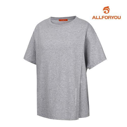 [올포유]여성 웜업 반팔 티셔츠 AWWJJ6324-193_G