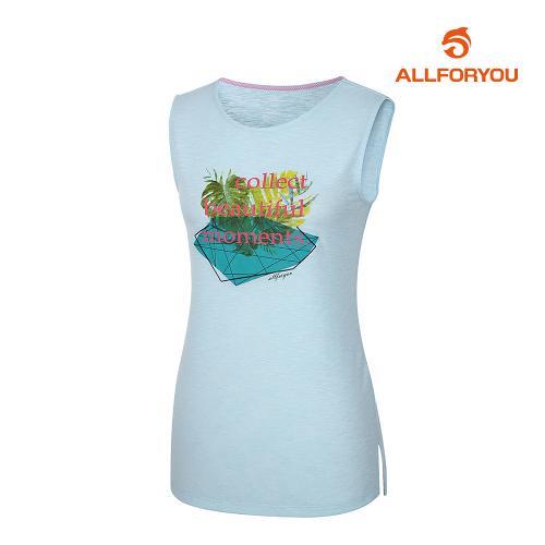 [올포유]여성 민소매 티셔츠 AWTSJ6161-830_G