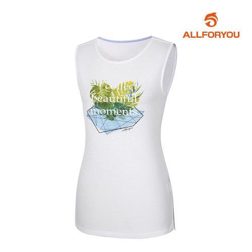[올포유]여성 민소매 티셔츠 AWTSJ6161-100_G