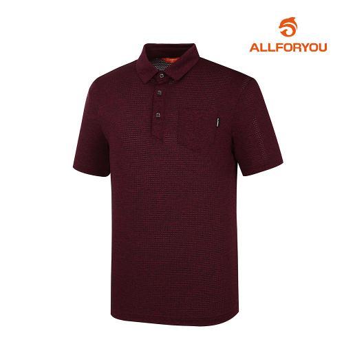 [올포유]남성 카라 반팔 티셔츠 AMTYJ2106-415_G
