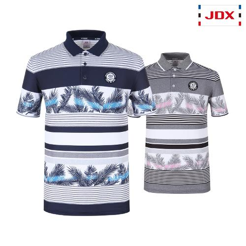 JDX 남성 SUMMER패턴 카라티셔츠 2종 택1 X1QMTSM10