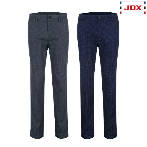 JDX 남성 사각패턴 포인트 캐주얼 팬츠 2종 택1 X2QSPTM01