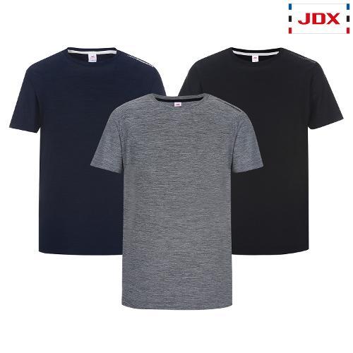 JDX 남성 여름 라운드 티셔츠 3종 택1 X3QMTSM41