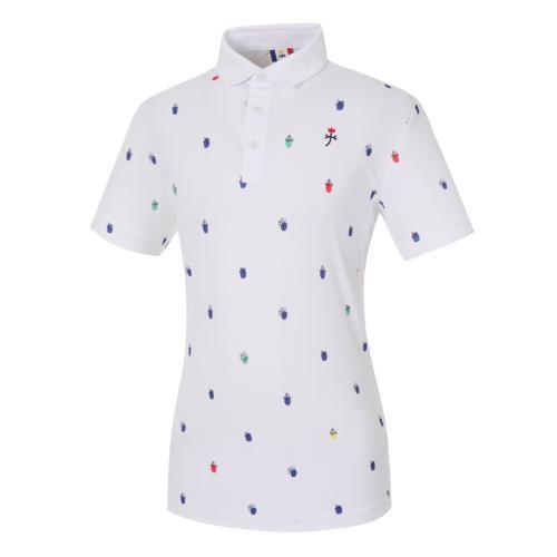 남성 패턴 반팔 티셔츠_BG9MTS222WH
