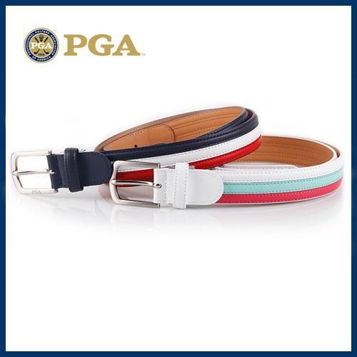 PGA 삼색비죠벨트[PG0LBT54]-2종칼라