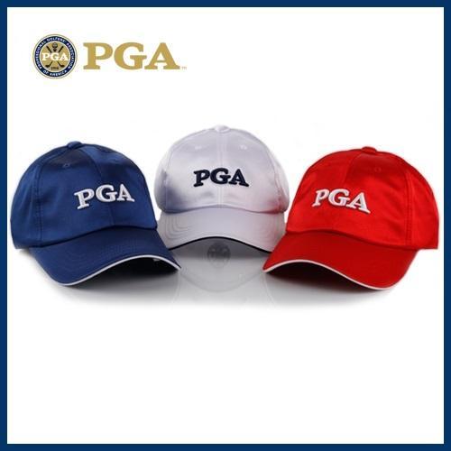 PGA 싸틴컬러캡[PG0LCP54]-3종칼라