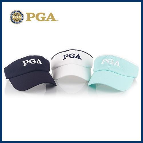 PGA 여성고높은썬캡[PG0LCP53]-3종칼라