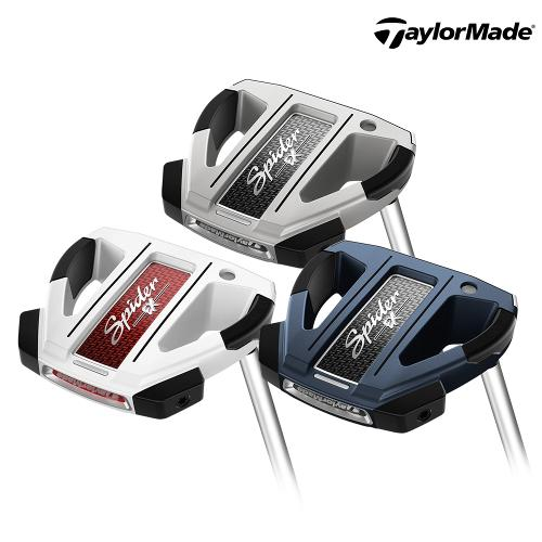 테일러메이드 스파이더EX 퍼터 싱글밴드 숏슬랜트 플로우넥 정식판매점