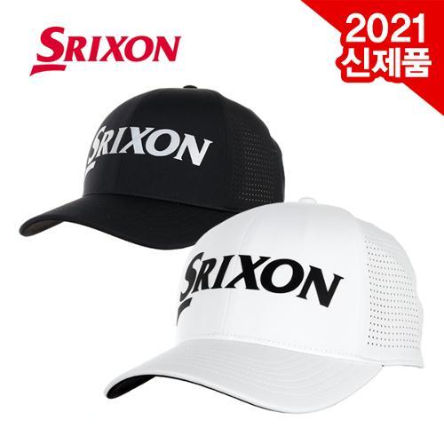 [2021년신제품]던롭 스릭슨 REFLECTIVE 매쉬망사 골프캡 모자
