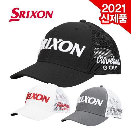 [2021년신제품]던롭 스릭슨 오리지널 투어 매쉬망사 트러커 캡 모자