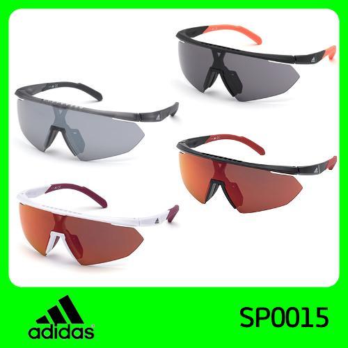 아디다스 신형 공식정품 SP0015 스포츠고글 선글라스