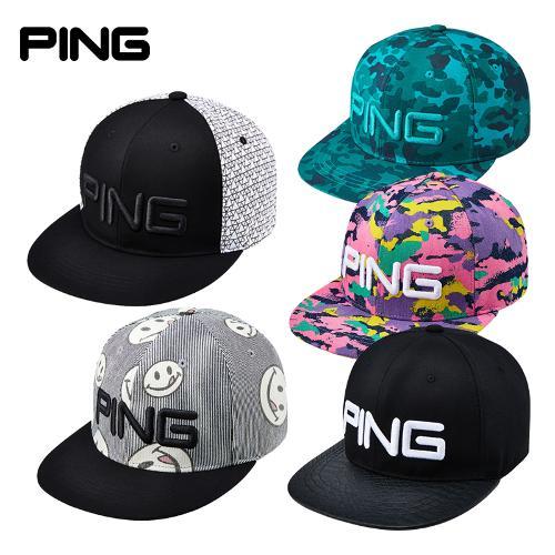 핑 PING 2021 스냅백 골프모자