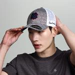 남성 여성 메쉬캡 골프 볼캡 모자 PERFECT LUCK 1
