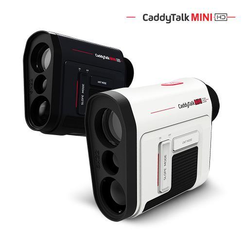 [캐디톡] 21년 신제품 골프 레이저 거리측정기 미니 HD