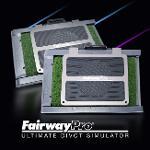 [FairWayPro] 페어웨이프로 포터블 이동식 연습장 / 필드와 가장 흡사한 퍼팅매트 / 뒷땅은 이제그만!
