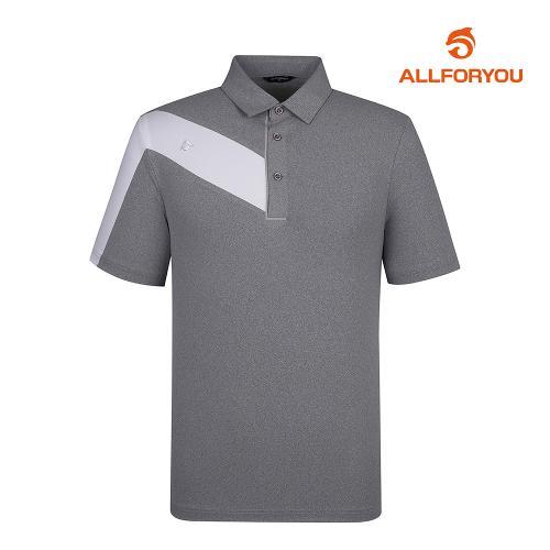 [올포유]남성 카라 반팔 티셔츠 AMTYJ2138-190_G