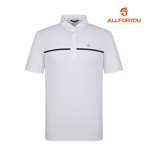 [올포유]남성 카라 반팔 티셔츠 AMTYJ2136-100_G