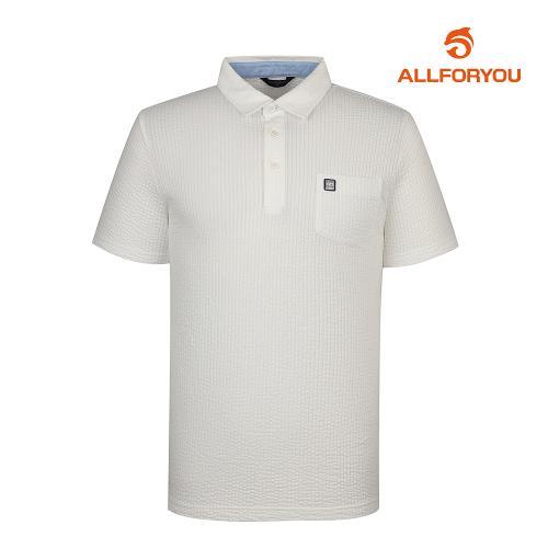 [올포유]남성 카라 반팔 티셔츠 AMTYH2151-100_G