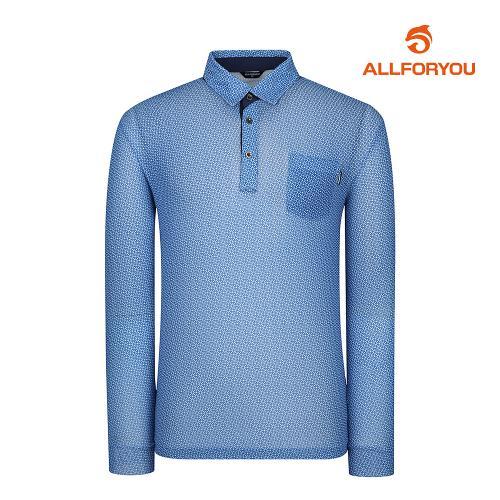 [올포유]남성 카라 긴팔 티셔츠 AMTYJ2153-906_G