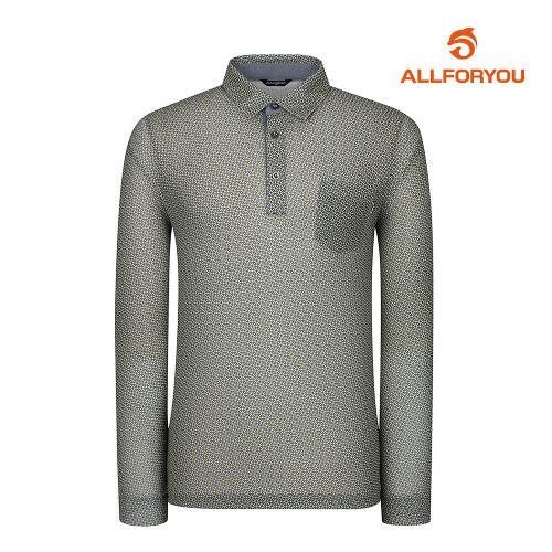 [올포유]남성 카라 긴팔 티셔츠 AMTYJ2153-203_G